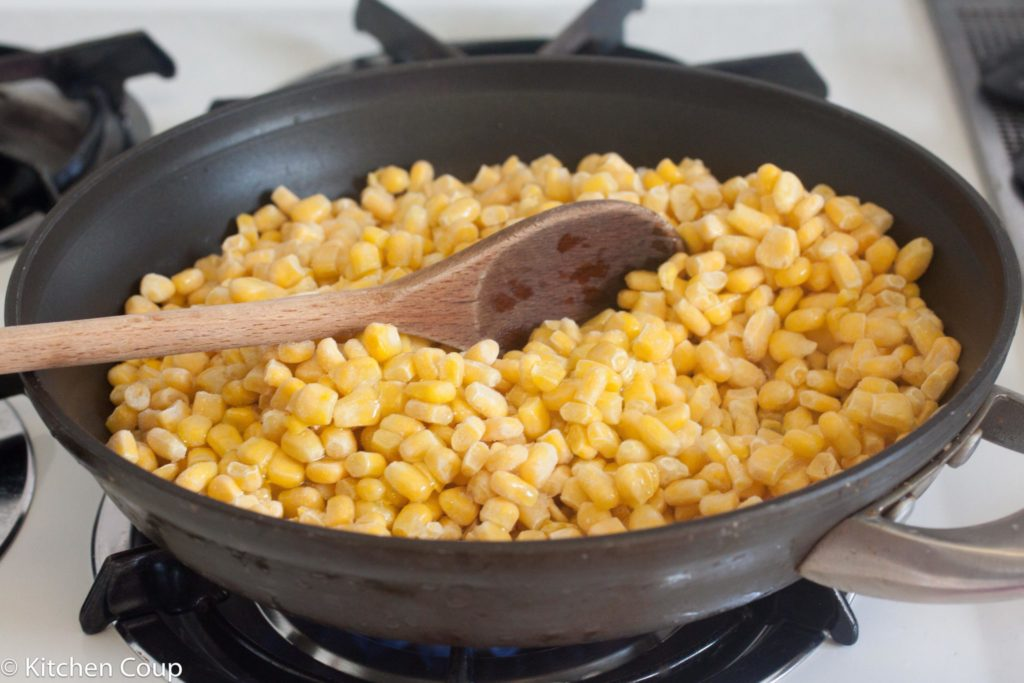 Mexican Corn In A Cup Salad