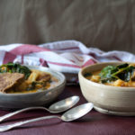 Instant Pot Beef Sweet Potato Curry